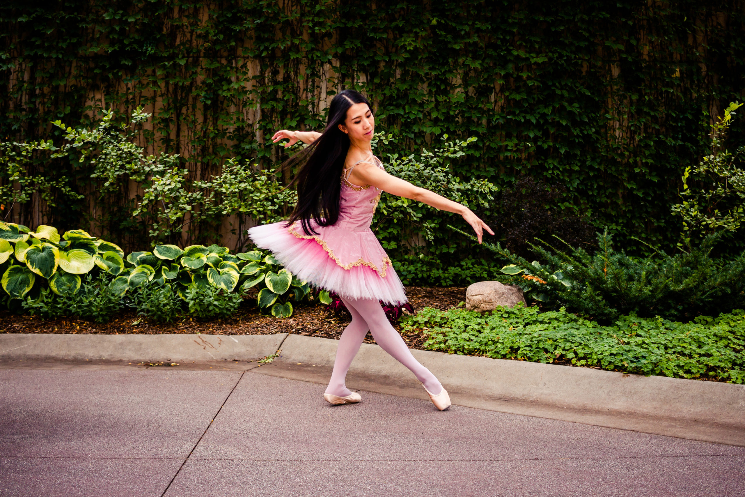 Professional Dancer - Tutu - Dance Photographer