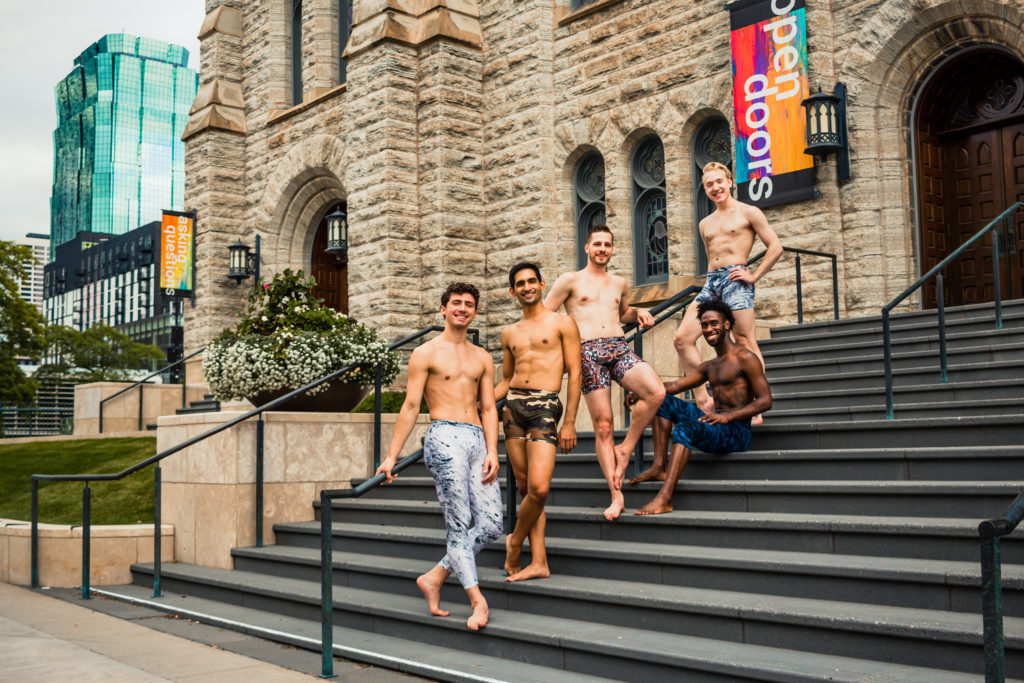 Minneapolis Minnesota Male Ballet Dancers