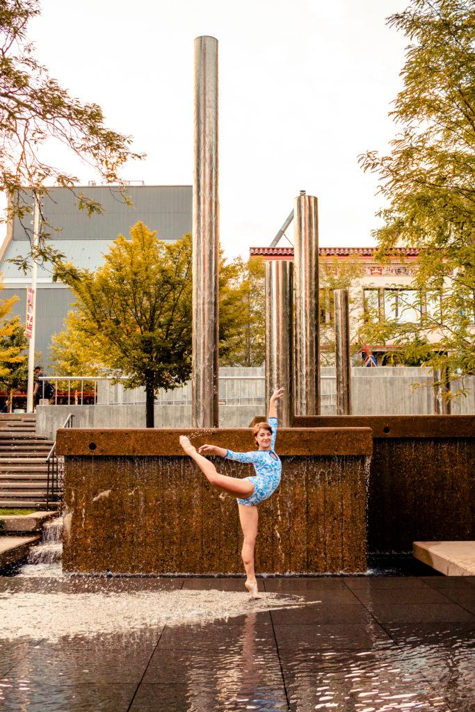 Minneapolis Minnesota Professional Dancer