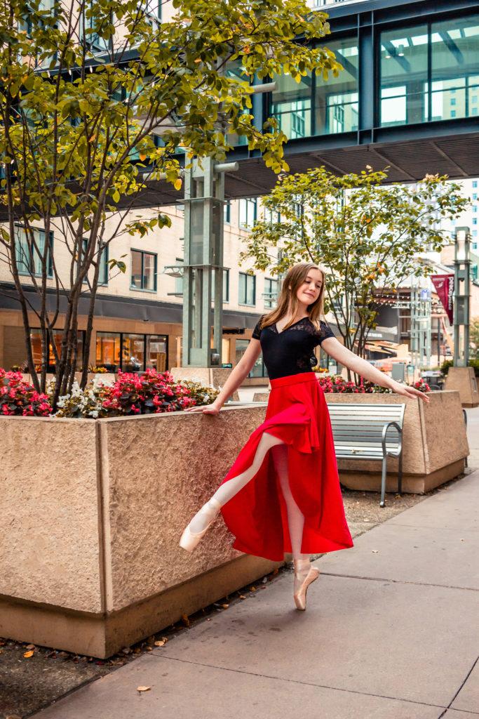 Rochester Minnesota Dancer Dance Photographer